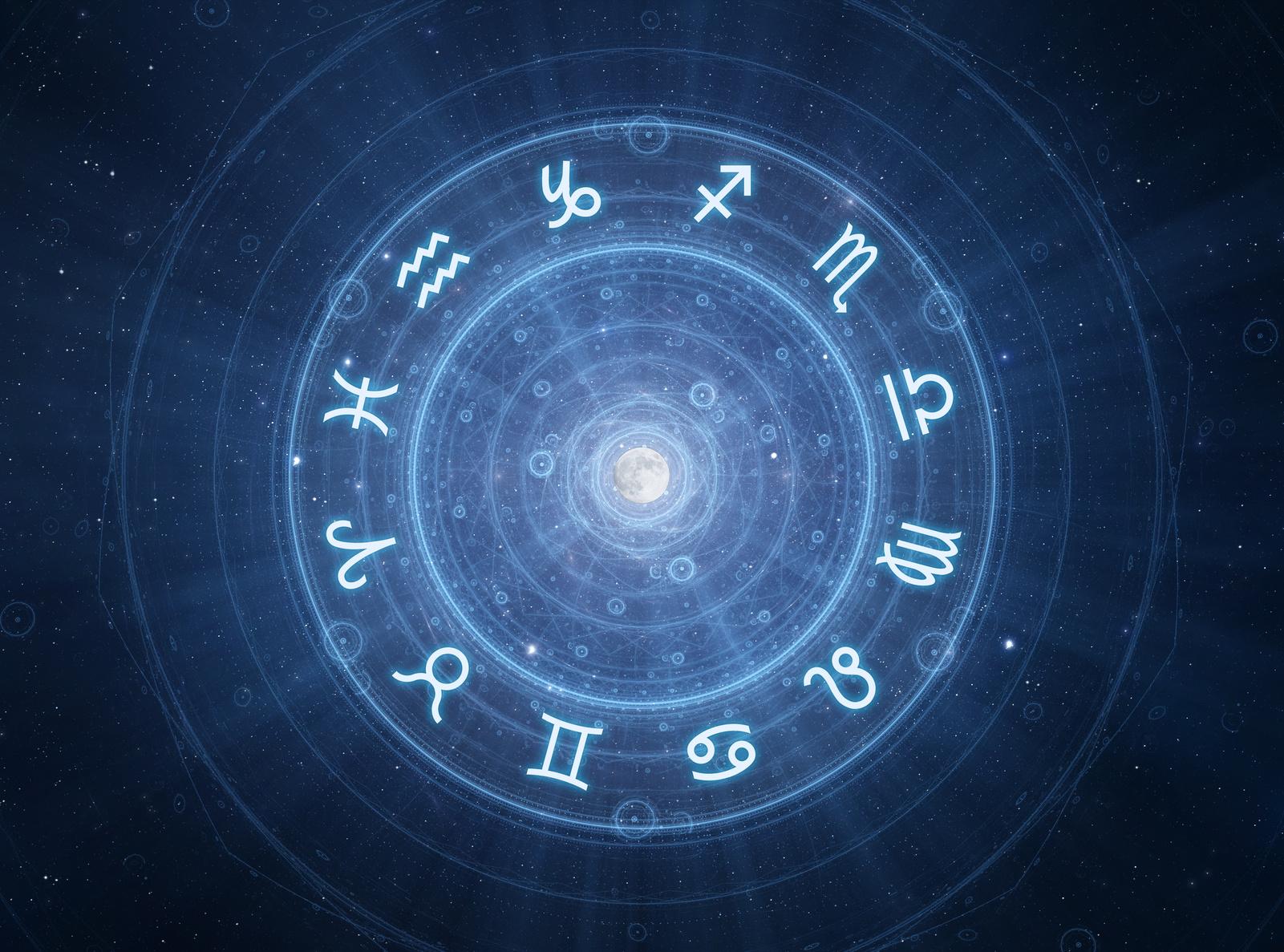 Zodiac Signs Horoscope symbols